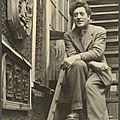 Exhibition of paintings, sculptures and drawings by alberto giacometti opens in london