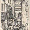 Ghetto juif de vilnius en 1926