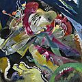 Auction record for wassily kandinsky broken twice in one night at sotheby's london
