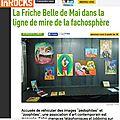 Au sujet de l'exposition pédophile à marseille et des réactions épidermiques d'une certaine presse