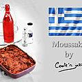 Recette de la moussaka : révisons nos classiques !