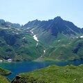 Pic du merlheu (2636 m)