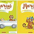 Marius le chat - drôles d'idées !