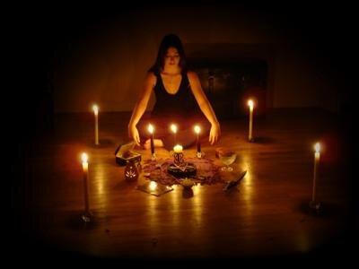 07 bougies blanche magique et mystique du maître voyant marabout, travaux occultes pour le retour d'affection