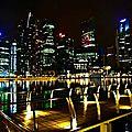 Singapour et retour Bruxelles !