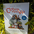 Clotaire et son slip ... ont cru apercevoir un gros yéti - anne-fleur drillon - etienne friess (tome 3)