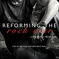 Reforming the rock star (head over heels #2) by christine bell ( arc provided for an honest review) 3/5