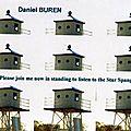 Daniel buren ou une approche critique et absurde par aooa