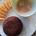 Un bowlcake chocolat : la solution gourmande et économique du matin