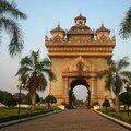 Vientiane - Arc de Triomphe