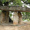 La pierre de la fée à draguignan, le dolmen et la légende