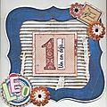 carte 1 an