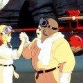 Porco rosso (kurenai no buta) (1992) de hayao miyazaki