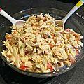Salade de céleri et sa mayonnaise allégé