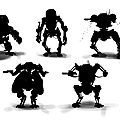 silhouette Bot