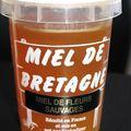 Tatin d'oignon au miel de bretagne