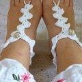 Mes barefoot ou bijoux de pieds