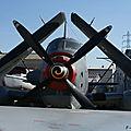 Musée Aéronautique d'Orange: France - Navy: Breguet 1050 Alize: 55: MSN 55.