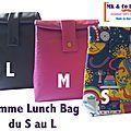 Lunch bag isotherme - mk & co design