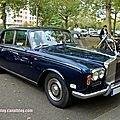 Rolls-Royce silver shadow (1965-1977)(Retrorencard septembre 2013) 01