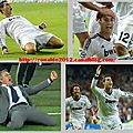 Cristiano ronaldo real madrid victoire manchester city