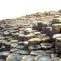 la Chaussée des Géants. Irlande du Nord