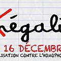 France - l'heure de la mobilisation pour l'égalité