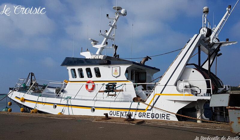 Chalutier-Croisic-Loire-Atlantique
