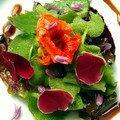 salade l'Arpège