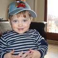 Max et sa casquette stitch