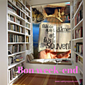 Bon week-end livresque
