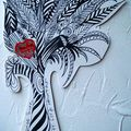 ARBRE ZENTANGLE FRANCOISE