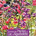Journées des plantes au lac d'aiguebelettes