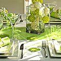 Ma table parfaite ........