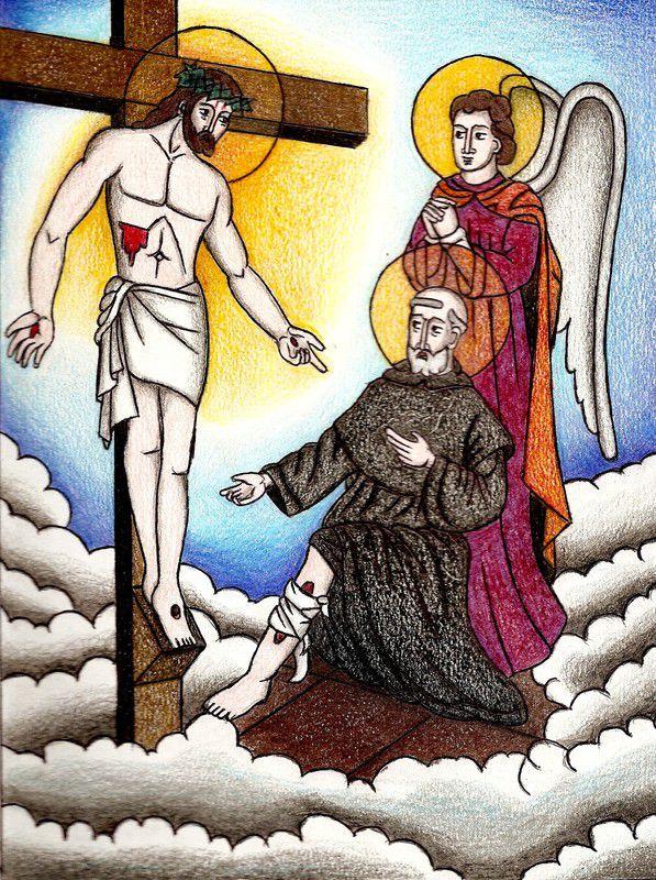 Saint Pérégrin Laziosi
