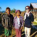 Maman d'accueil - Trek - Hsipaw