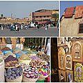 Un tour au maroc 2: ballade dans les souks