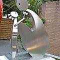 la sculpture en liberté. 6. stratos