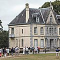 Quimperlé : la ville intéressée par le château de keransquer