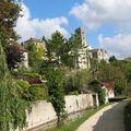 E - Château-Landon, le village