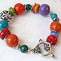 2- bracelets