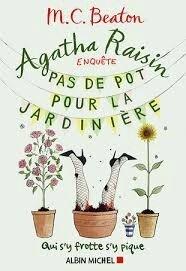 Pas de pot pour la jardinière, M.C. Beaton