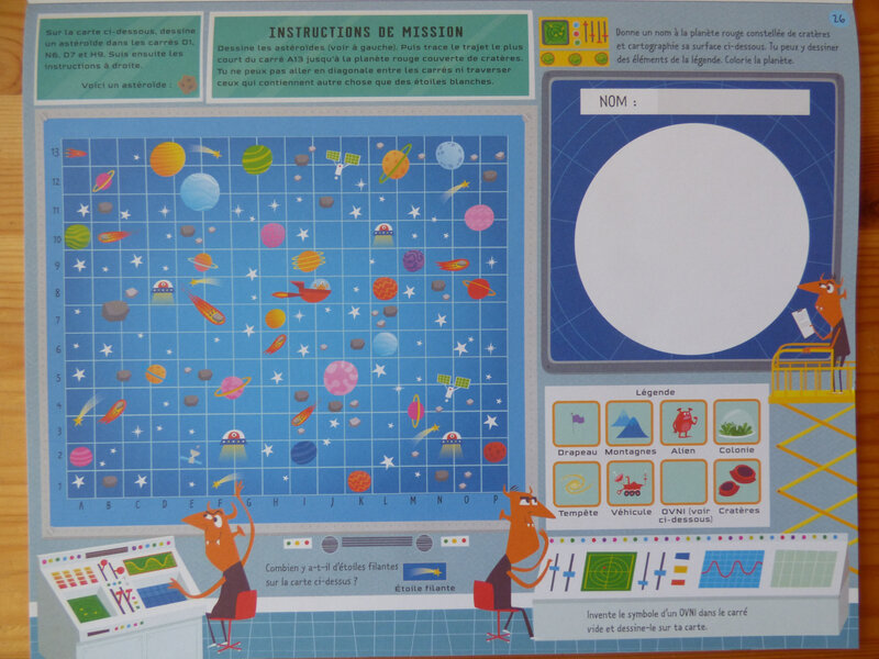 Cartes labyrinthes et plans (2)