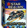 Boutique jeux de société - Pontivy - morbihan - ludis factory - Star realms colony wars