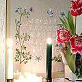 Ambiance bucolique - allumer les bougies - marimerveille