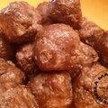 Boulettes de boeuf au cumin ww (thermomix)