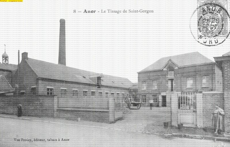 Tissage St Gorgon