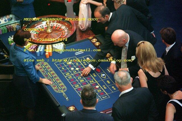 Rituel de magie pour avoir chance aux jeux