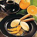 Mousse d'oranges