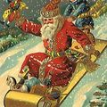 Père Noël 18. Print Artist.
